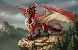 Red Dragon by Aggiorna