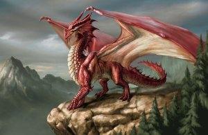 Red Dragon by Aggiorna